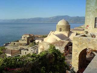 Erlebnisreise Peloponnes Süd - Mietwagenrundreise***-****