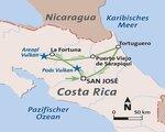 Rundreise Höhepunkte Costa Ricas