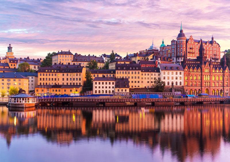 Kurztrip in Schwedens Hauptstadt