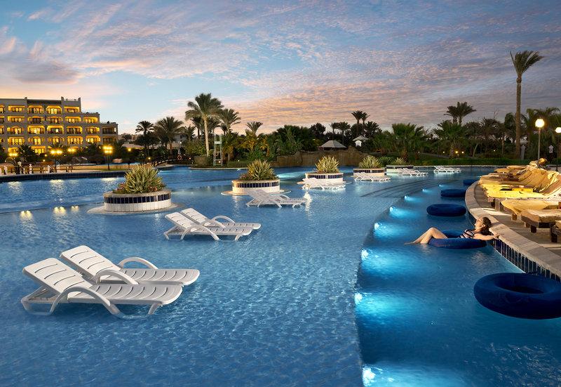 7 Tage in Hurghada Steigenberger Al Dau Beach Hotel