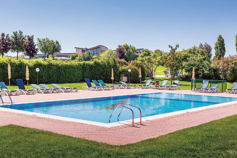 7 Tage in Peschiera del Garda (Lago di Garda) Golf Residenza