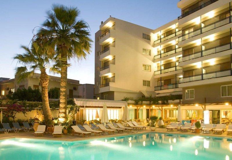 Best Western Plaza Hotel of Rhodes in Rhodos Stadt (Insel Rhodos) ab 703 €