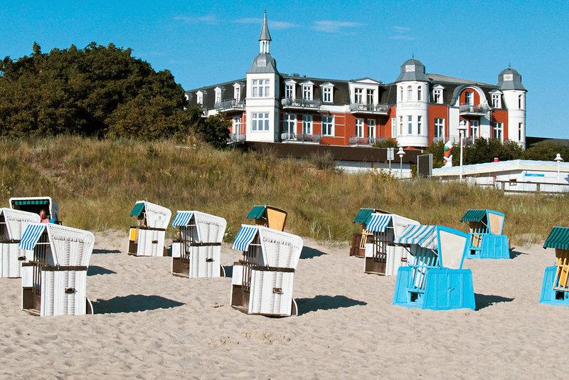 Strandhotel Preussenhof in Zinnowitz (Insel Usedom) ab 186 €