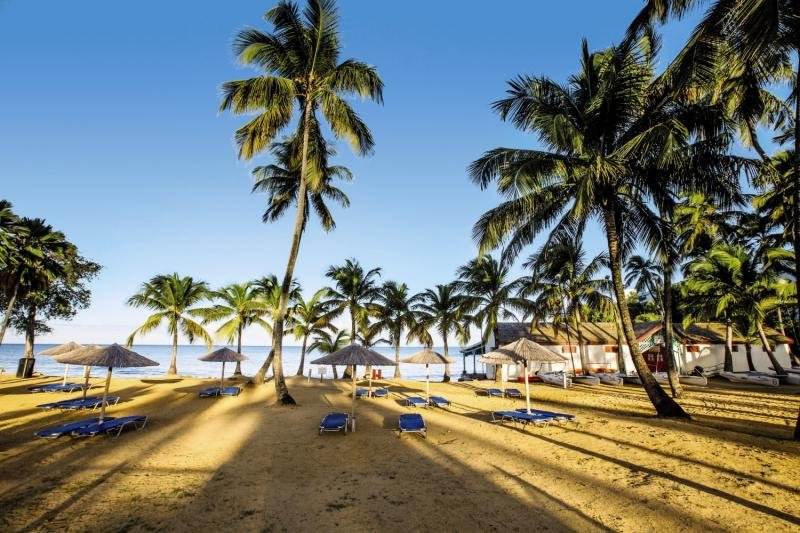 7 Tage in Bas Vent - Deshaies (Basse-Terre - Île Guadeloupe) Langley Resort Fort Royal