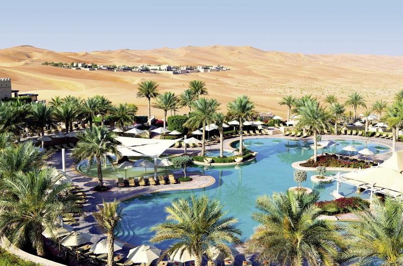 Qasr Al Sarab Desert (Hameem) ab 1530 € 1