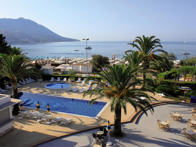 7 Tage in Becici (Budva) Montenegro The Beach Resort