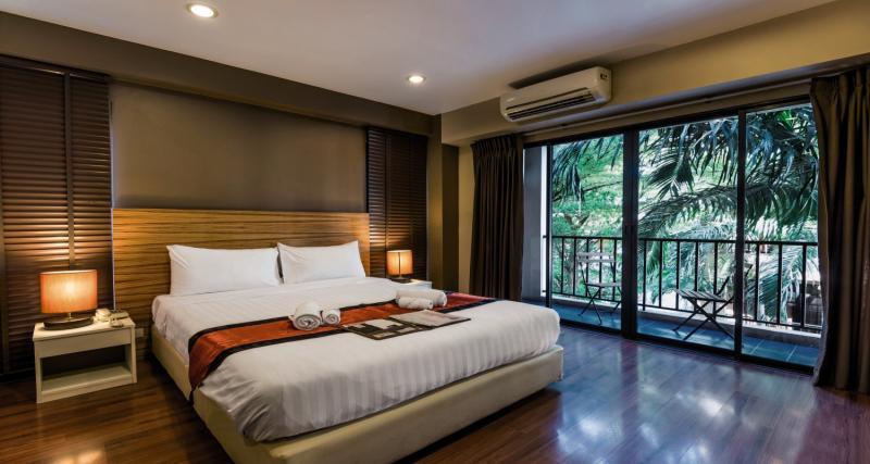 13 Tage in Bangkok The Cottage Suvarnabhumi