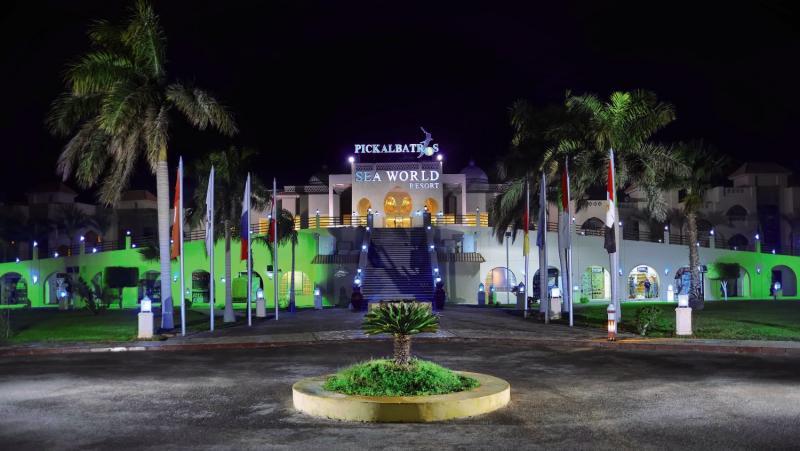 SunConnect Aqua Blu Resort in Hurghada ab 323 €