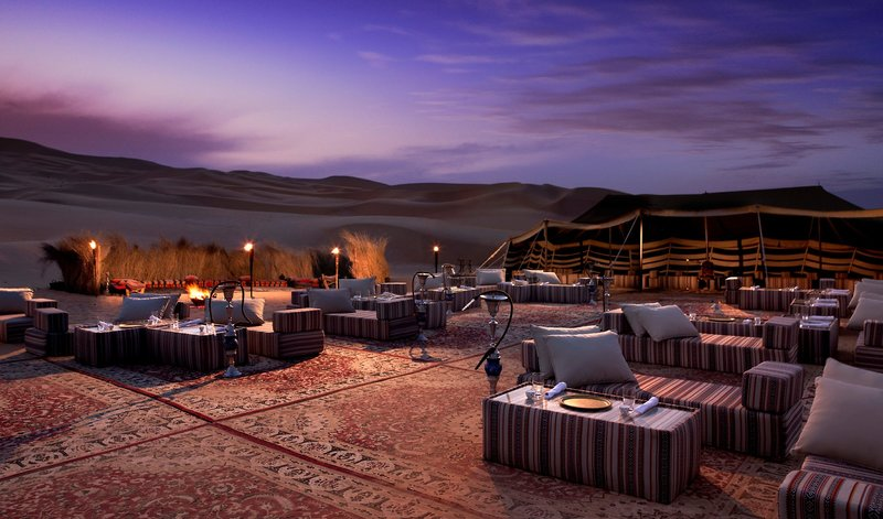 Qasr Al Sarab Desert (Hameem) ab 1530 € 4