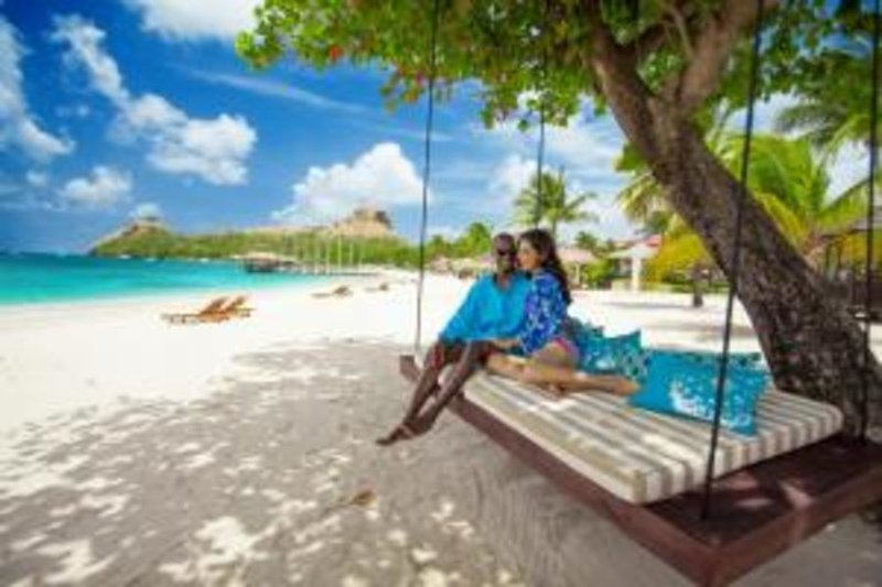 Sandals Grande St Lucian Spa & Beach Resort in Pigeon Point (Saint Lucia Island) ab 2505 €