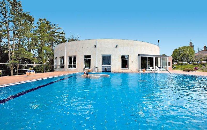 Termas de Cuntis - Hotel La Virgen in Cuntis (Pontevedra) ab 525 €
