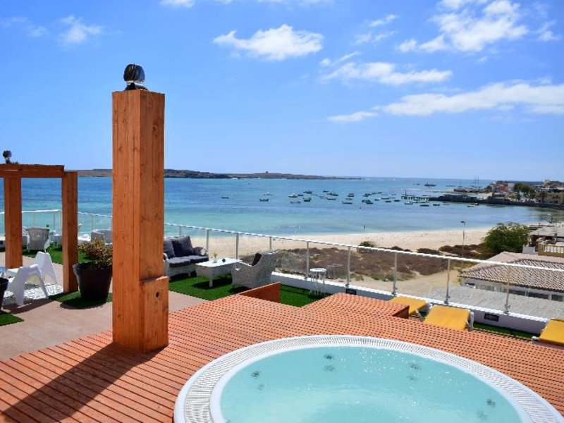 7 Tage in Sal Rei - Praia do Estoril (Insel Boa Vista) Ouril Hotel Agueda