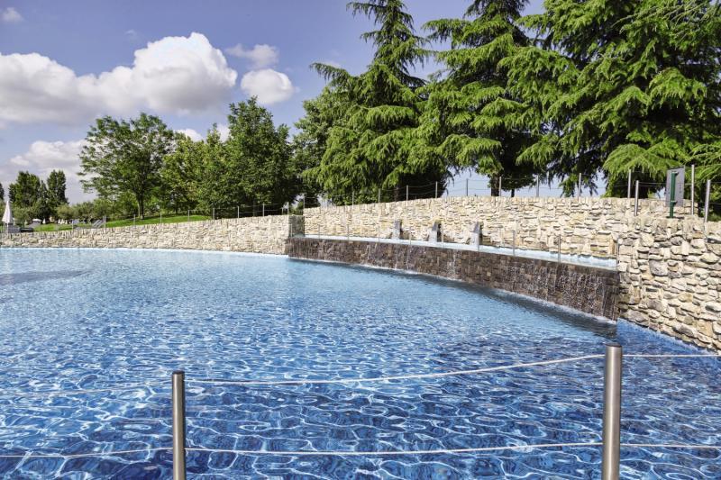 7 Tage in Peschiera del Garda (Lago di Garda) Parc Hotel
