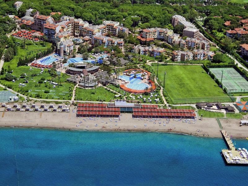 Limak Arcadia Türkei
