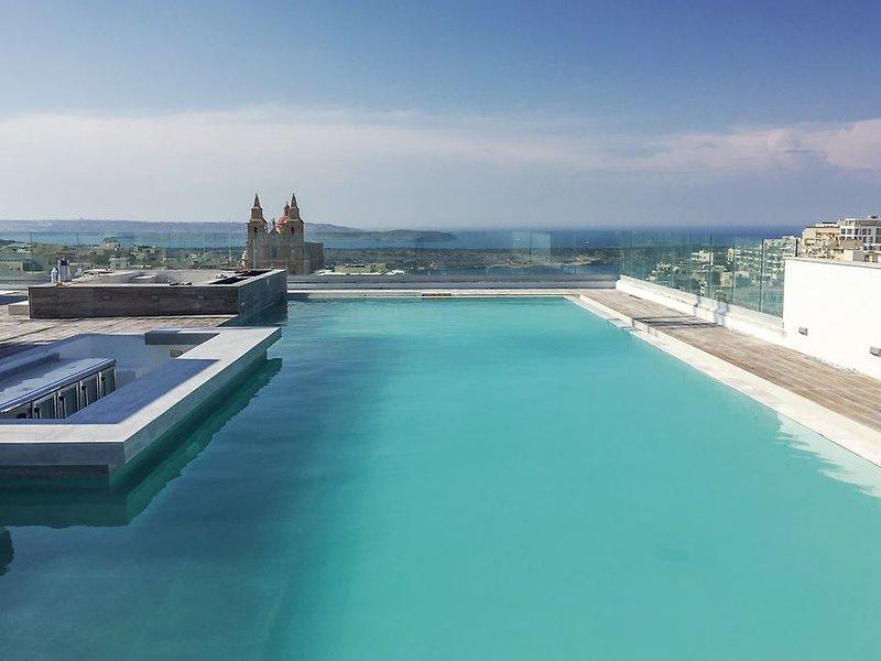 Solana Hotel & Spa - Hotel & App. in Mellieha Bay (Ghadira) ab 274 €