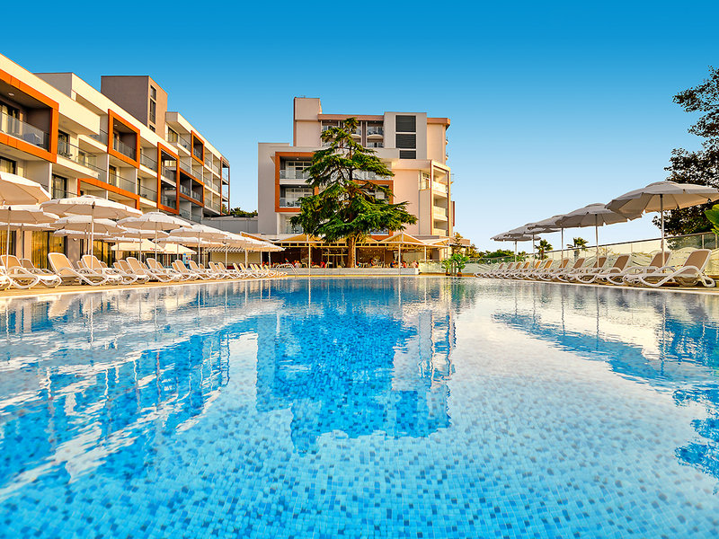 7 Tage Bulgarien All Inclusive Plus, mit Flug & Transfer