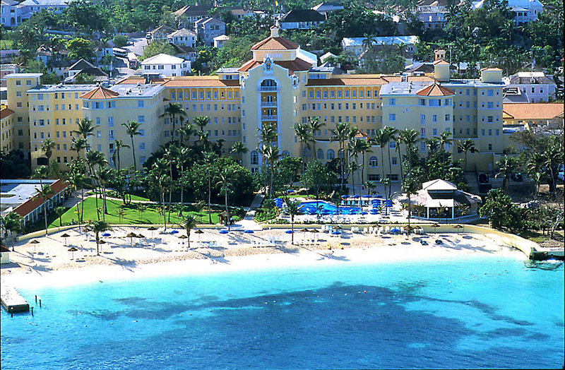7 Tage in Nassau (New Providence) Hilton British Colonial