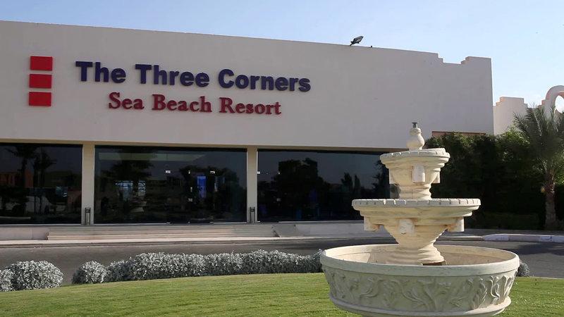 The Three Corners Sea Beach Resort in Marsa Alam, Marsa Alâm und Umgebung