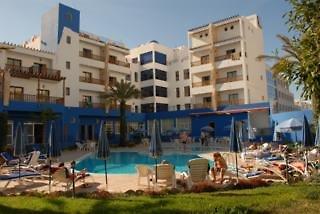 Hotel Residence Rihab in Agadir, Agadir und Atlantikküste P
