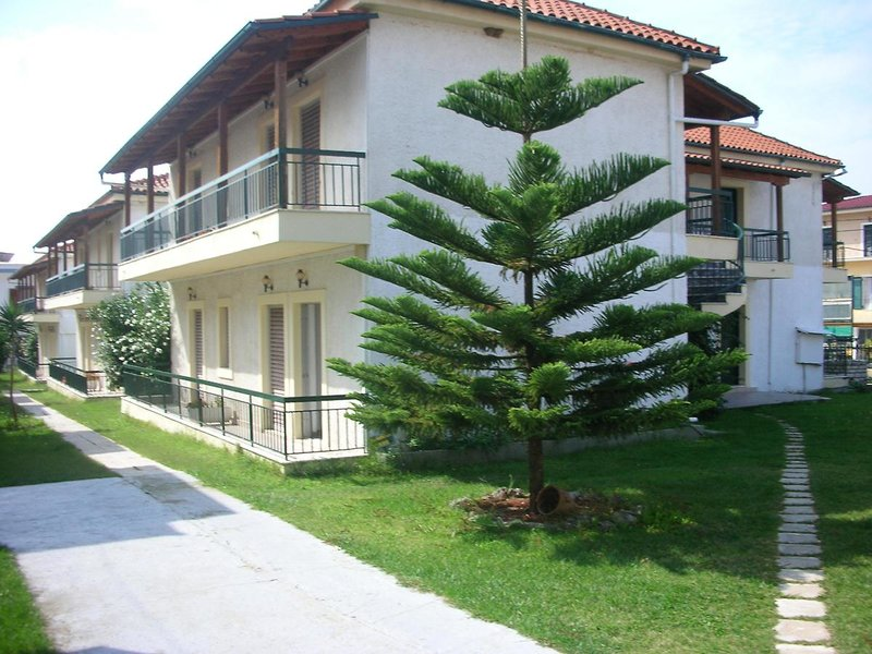 Corifo Village in Acharavi, Korfu A