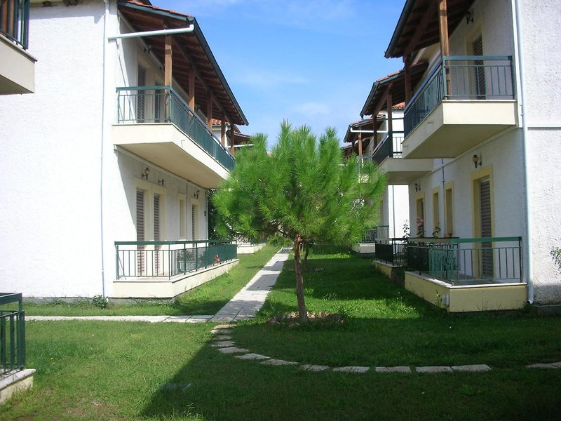Corifo Village in Acharavi, Korfu