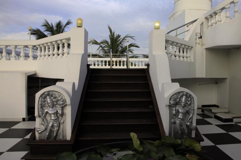 Royal Castle Hotel in Negombo, Sri Lanka A