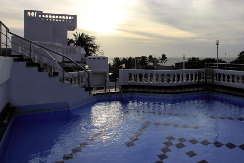 Royal Castle Hotel in Negombo, Sri Lanka P