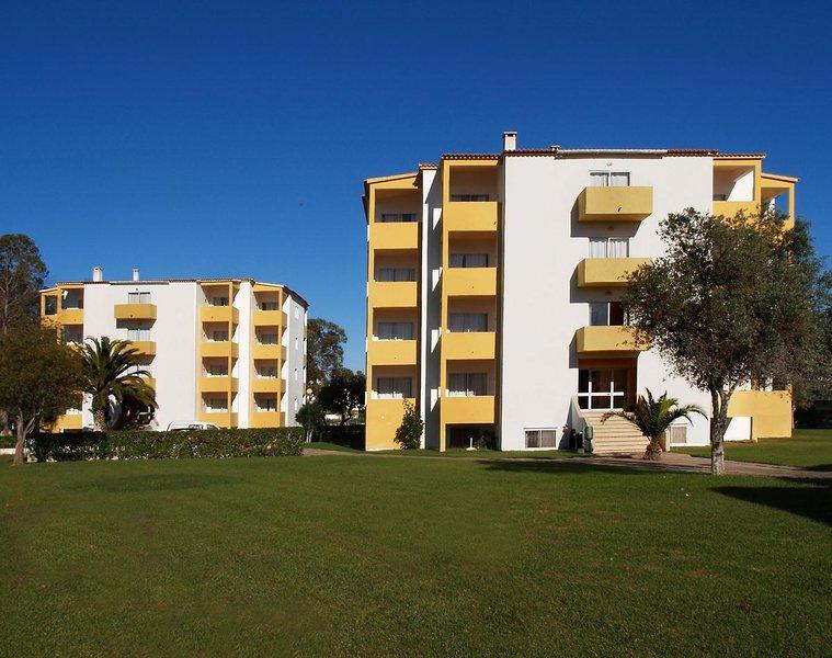 Algarve Gardens in Praia da Falesia, Algarve A