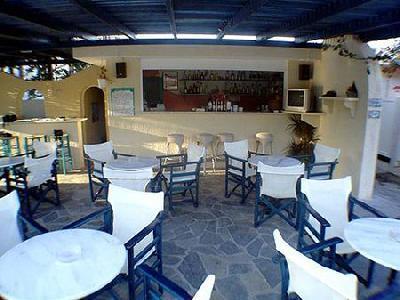 Alia Hotel in Kamari, Santorin BA