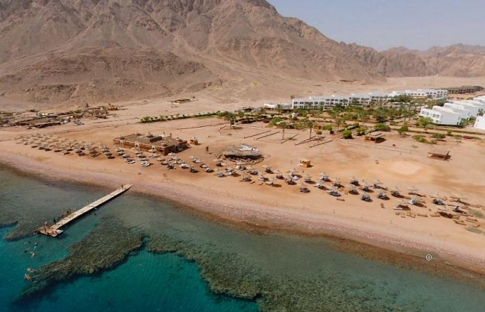 Happy Life Village in Dahab, Sinai - Halbinsel S
