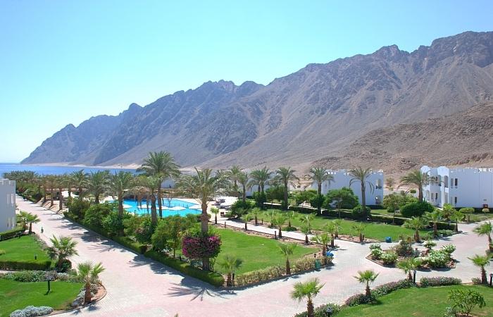 Happy Life Village in Dahab, Sinai - Halbinsel A