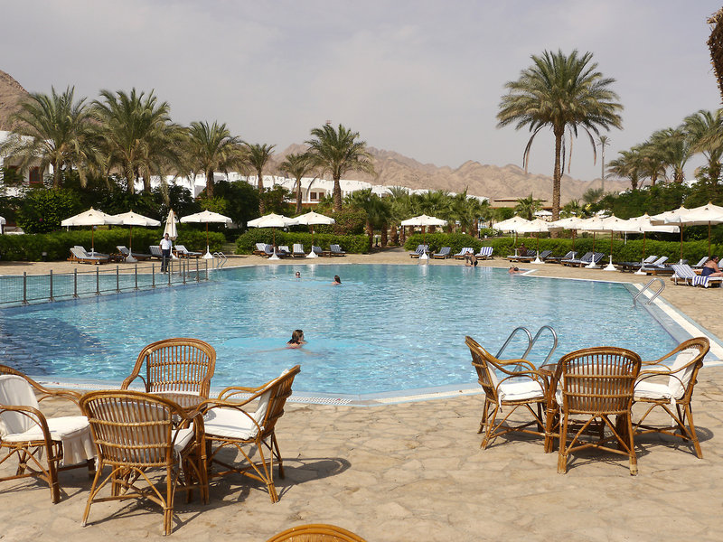 Happy Life Village in Dahab, Sinai - Halbinsel P