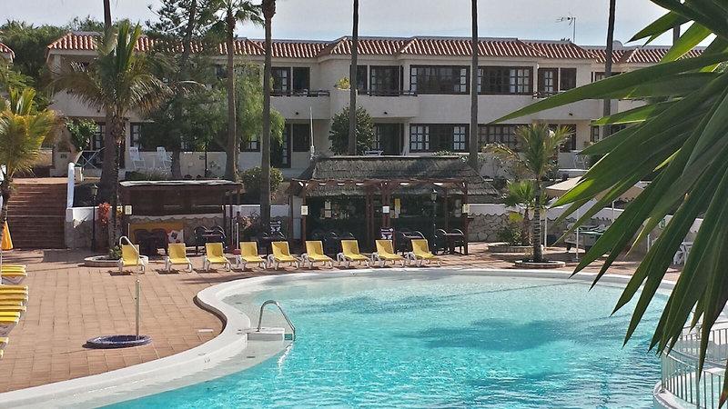 Hotel Fuentepark in Corralejo, Fuerteventura P
