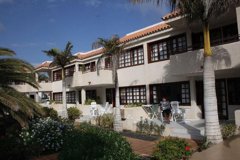 Hotel Fuentepark in Corralejo, Fuerteventura A