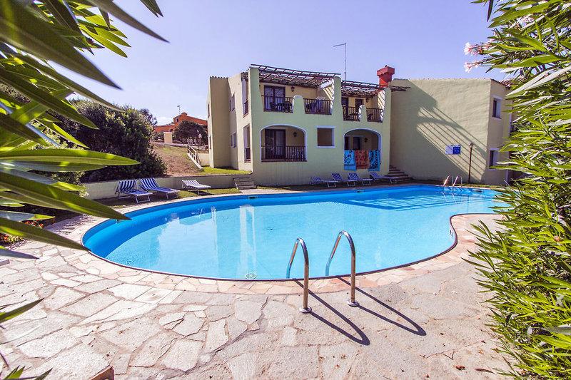 Sea Villas Country Village in Stintino, Sardinien P