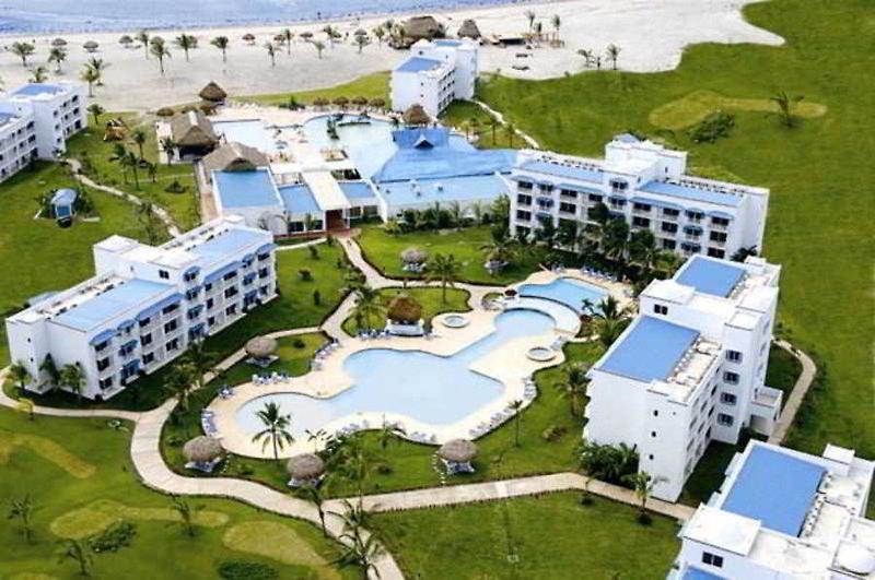 Hotel Playa Blanca Beach Resort in Rio Hato, Panama-City und Umgebung A
