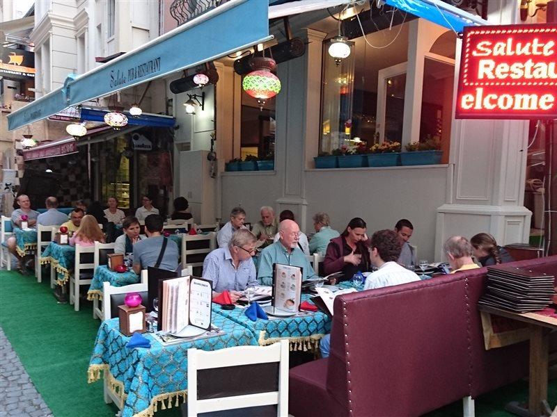 Agan in Istanbul, Istanbul und Umgebung R