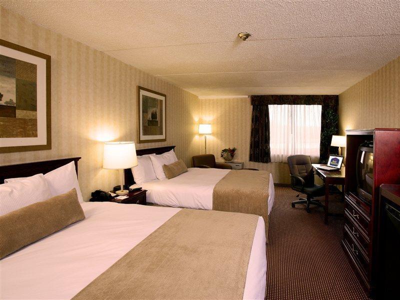 Best Western Plus Toronto Airport Hotel in Mississauga, Toronto & Umgebung W