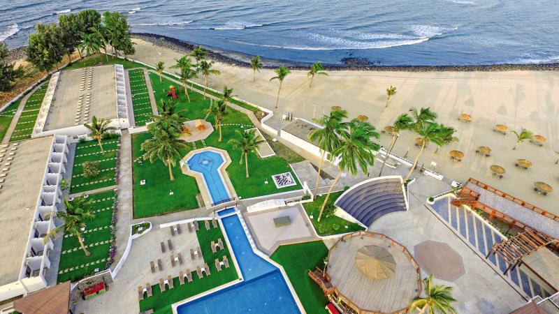 Sunbeach Hotel und Resort in Bakau, Gambia S