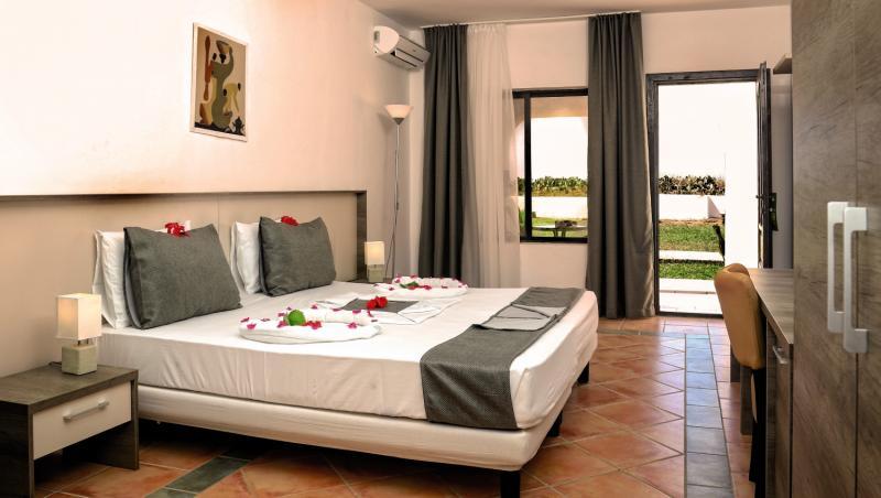 Sunbeach Hotel und Resort in Bakau, Gambia