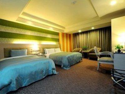 Wonstar Hotel Songshan in Taipeh, Taiwan W
