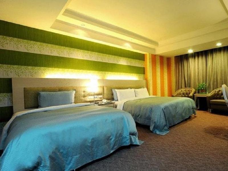 Wonstar Hotel Songshan in Taipeh, Taiwan