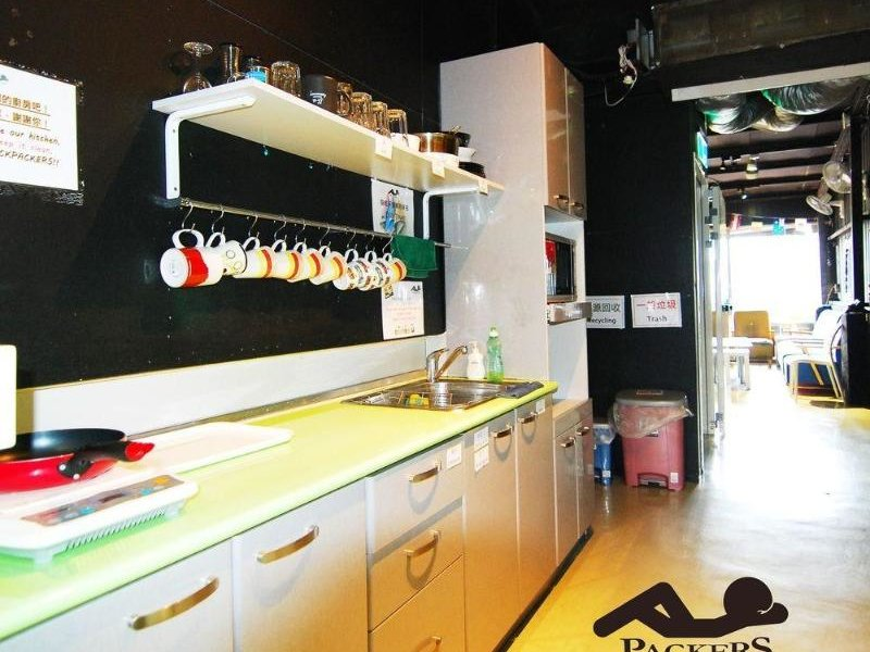 Backpacker's Inn in Taipeh, Taiwan BA