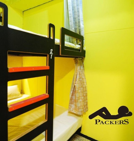 Backpacker's Inn in Taipeh, Taiwan WEL