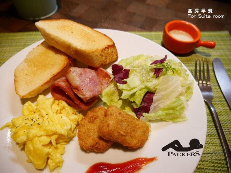 Backpacker's Inn in Taipeh, Taiwan R