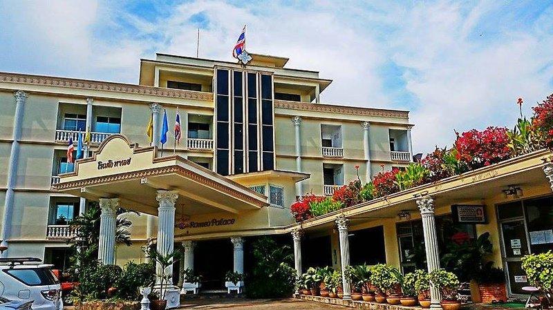 Romeo Palace in Pattaya, Pattaya A