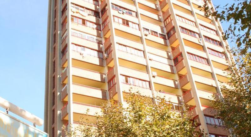 Apartamentos Evamar in Benidorm, Costa Blanca A