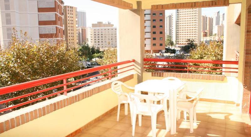 Apartamentos Evamar in Benidorm, Costa Blanca TE
