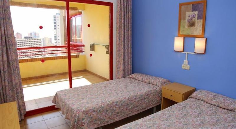 Apartamentos Evamar in Benidorm, Costa Blanca W