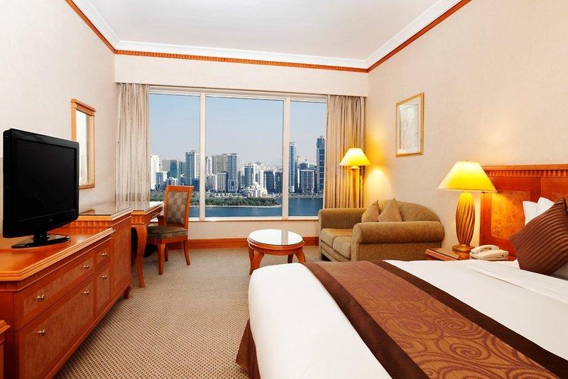 Hilton Sharjah in Sharjah, Sharjah und Ajman W
